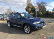 BMW X5 D SPORT EDITION, Blue, Auto, Diesel, 2006  for Sale