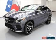 2016 Mercedes-Benz GLE-Class for Sale