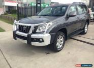 2010 Toyota Landcruiser Prado KDJ150R GXL (4x4) Silver Automatic 5sp A Wagon for Sale