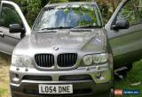 Classic 2005 BMW X5 3.00 DIESEL SPORT 4X4 for Sale
