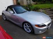 2003 BMW Z4 3.0I AUTO SILVER - FULLY LOADED for Sale