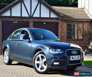 Classic 2012 Audi A4 2.0 TDI SE Technik Multitronic 4dr for Sale