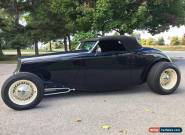 1933 Ford Cabriolet model 40 for Sale