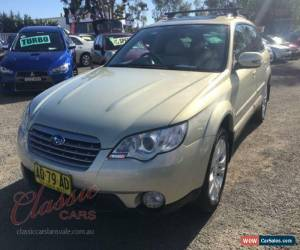 Classic 2007 Subaru Outback MY07 3.0R Premium Champagne Automatic 5sp A Wagon for Sale
