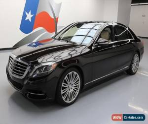 Classic 2016 Mercedes-Benz S-Class for Sale