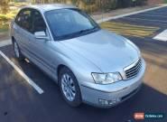 2004 HOLDEN WL STATESMAN SEDAN V8 5.7L AUTO LIGHT HAIL DAMAGE CLEARANCE SALE for Sale