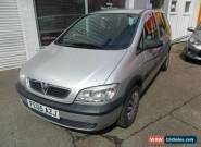 Vauxhall Zafira 1.6 Life 7 Seats for Sale