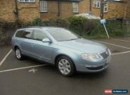 2008 VOLKSWAGEN PASSAT DIESEL 1.9 TDI SE MANUAL  ESTATE for Sale