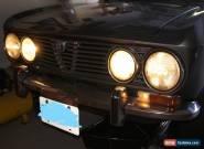 1972 Alfa Romeo GTV 2000 GTV for Sale