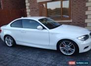 BMW 1 SERIES 2.0 118d M Sport 2dr for Sale