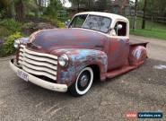 Chevrolet pickup truck rat rod lowrider for Sale