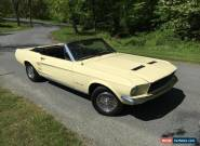 1967 Ford Mustang base for Sale