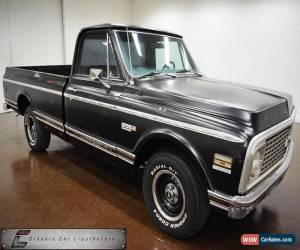 Classic 1972 Chevrolet C-10 Pickup for Sale