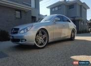 Mercedes-benz CLS 350 (2006) 4D Coupe Automatic (3.5L - Multi Point F/INJ) 4... for Sale