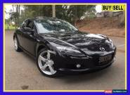 2007 Mazda RX-8 MY06 Black Manual 6sp M Coupe for Sale