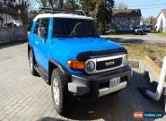 2007 Toyota FJ Cruiser for Sale
