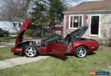 Classic 1987 Chevrolet Corvette BASE COUPE for Sale
