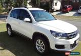Classic 2013 VOLKSWAGEN TIGUAN 118TSi Manual MY13.5 Low Kms. for Sale