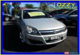 Classic 2006 Holden Astra AH MY06 CDX Silver Automatic 4sp A Wagon for Sale
