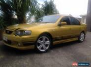 Ford Falcon BA XR6 Low Kms for Sale