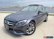 2016 Mercedes-Benz C-Class for Sale