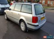 1999 VOLKSWAGEN PASSAT ESTATE 1.8 PETROL 1 YEAR MOT - NO RESERVE for Sale