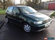 1999 VW POLO 1.4L AUTO MK3 GREAT LITTLE RUNABOUT LONG MOT for Sale