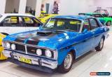 Classic 1969 Ford Falcon XY GT Electric Blue Manual 4sp M Sedan for Sale