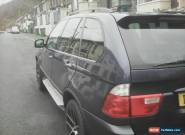 BMW X5 4.4 for Sale