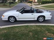 1991 Ford Mustang GT Convertible for Sale