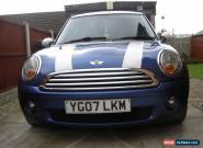 Mini Cooper 2007 Petrol 1.6 litre for Sale