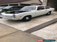 1976 Chevrolet Other Base Coupe 2-Door for Sale