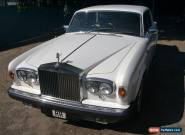 Rolls Royce Silver Shadow 2 1980 11 for Sale