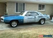 1969 Chevrolet Camaro Base for Sale