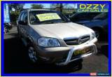 Classic 2002 Mazda Tribute Classic Traveller Champagne Automatic 4sp A Wagon for Sale