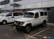 >Only 28 900 kms< Toyota Troopcarrier Troopy 1986 2H Diesel Ambulance Barnfind for Sale