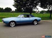 1967 Pontiac Firebird custom for Sale