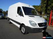 2010 Mercedes-Benz Sprinter 906 MY09 309 CDI MWB White Automatic 5sp A Van for Sale