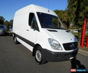 Classic 2010 Mercedes-Benz Sprinter 906 MY09 309 CDI MWB White Automatic 5sp A Van for Sale