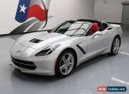 2016 Chevrolet Corvette for Sale