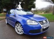 2008 VOLKSWAGEN GOLF R32 3.2 BLUE V6 4MOTION 3 DOOR MANUAL for Sale