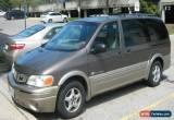 Classic Pontiac: Montana for Sale