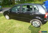 Classic Volkswagen Polo 1.2 Twist Petrol 2004 Spares Or Repair Run's And Drives for Sale