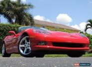 2006 Chevrolet Corvette Base Convertible 2-Door for Sale
