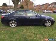 bmw 535d se auto for Sale