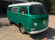 Volkswagen: Bus/Vanagon westfalia for Sale
