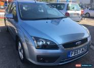 Ford Focus 1.8 Zetec Climate 5dr HPI Clear for Sale