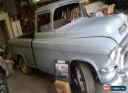 1956 Chevrolet C/K Pickup 1500 Cameo for Sale