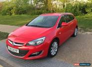 Vauxhall Astra1.6 i VVT 16v SE 5dr 2013 for Sale
