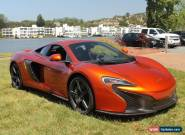 2015 McLaren 650S Base Coupe 2-Door for Sale
